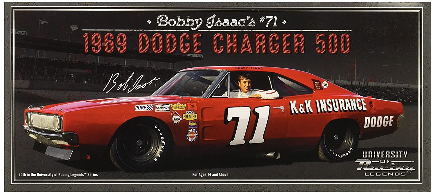 Amazon Com Lionel Racing Bobby Isaac 71 1969 Dodge Charger 500 1