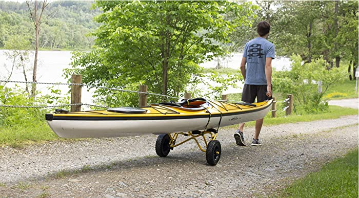 how to choose the best kayak carts
