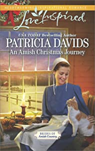 An Amish Christmas Journey (Brides of Amish Country Book 12)