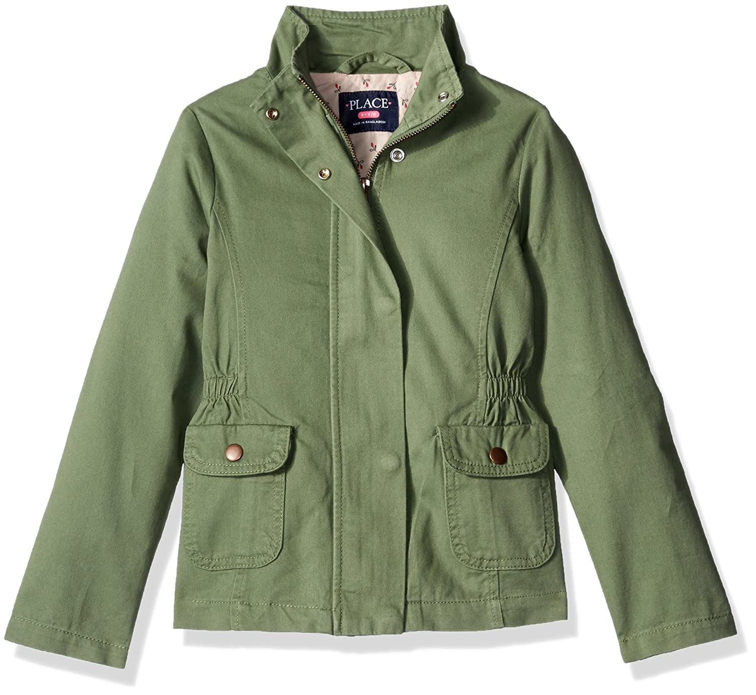 The Childrens Place Girls Light Jacket