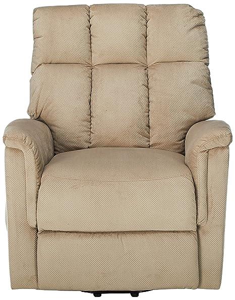 Amazon.com: Harper&Bright Designs Power Lift Chair Soft Fabric ...