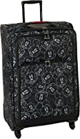 American Tourister Disney Mickey Mouse Multi-Face Softside Spinner 28