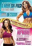 Jillian Michaels - Six Week Six-Pack / No More Trouble Zones [DVD]