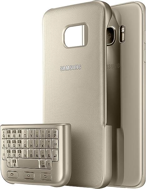 Samsung EJ-CG935UFEGDE Teclado para móvil Oro QWERTY - Teclados ...