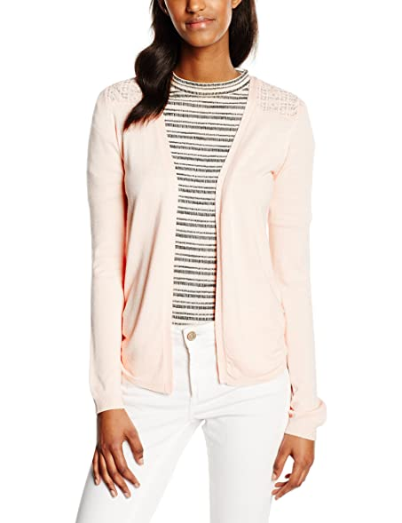 New Look Women's Lace Shoulder Cardigan: Amazon.co.uk: Clothing