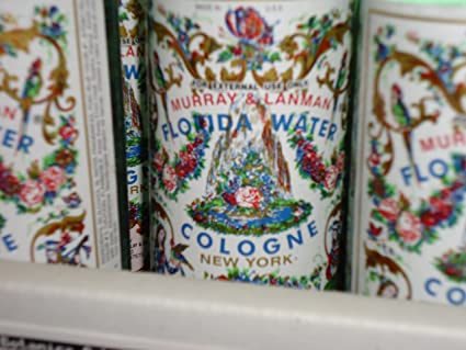 Agua Florida - Florida Water Colonia - Cologne 7.5 Fl Oz.