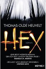Hex: Roman (German Edition) Kindle Edition