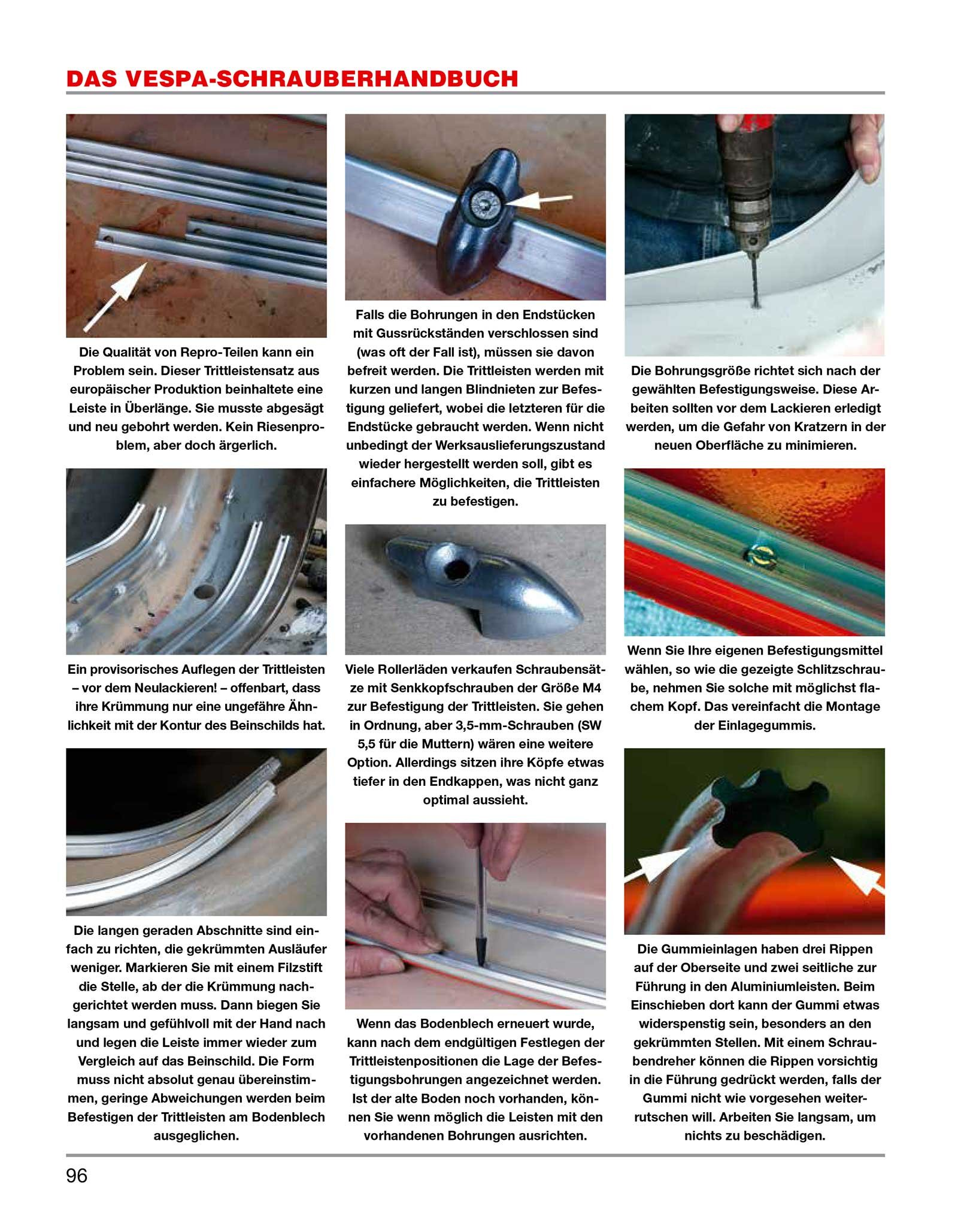 Das Vespa Schrauberhandbuch: Reparieren und Optimieren leicht ...