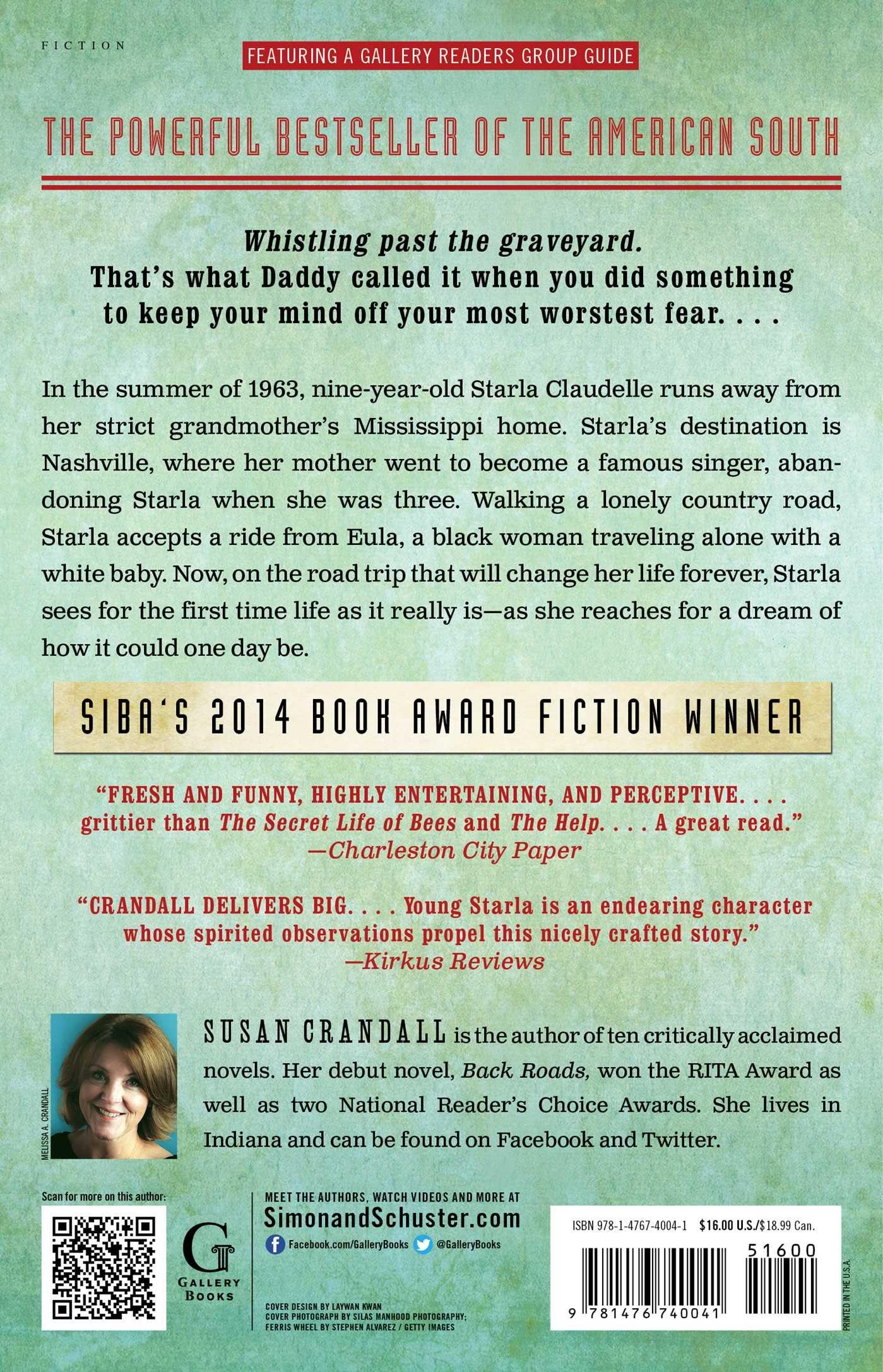 Whistling Past The Graveyard: Susan Crandall: 9781476740041: Amazon:  Books