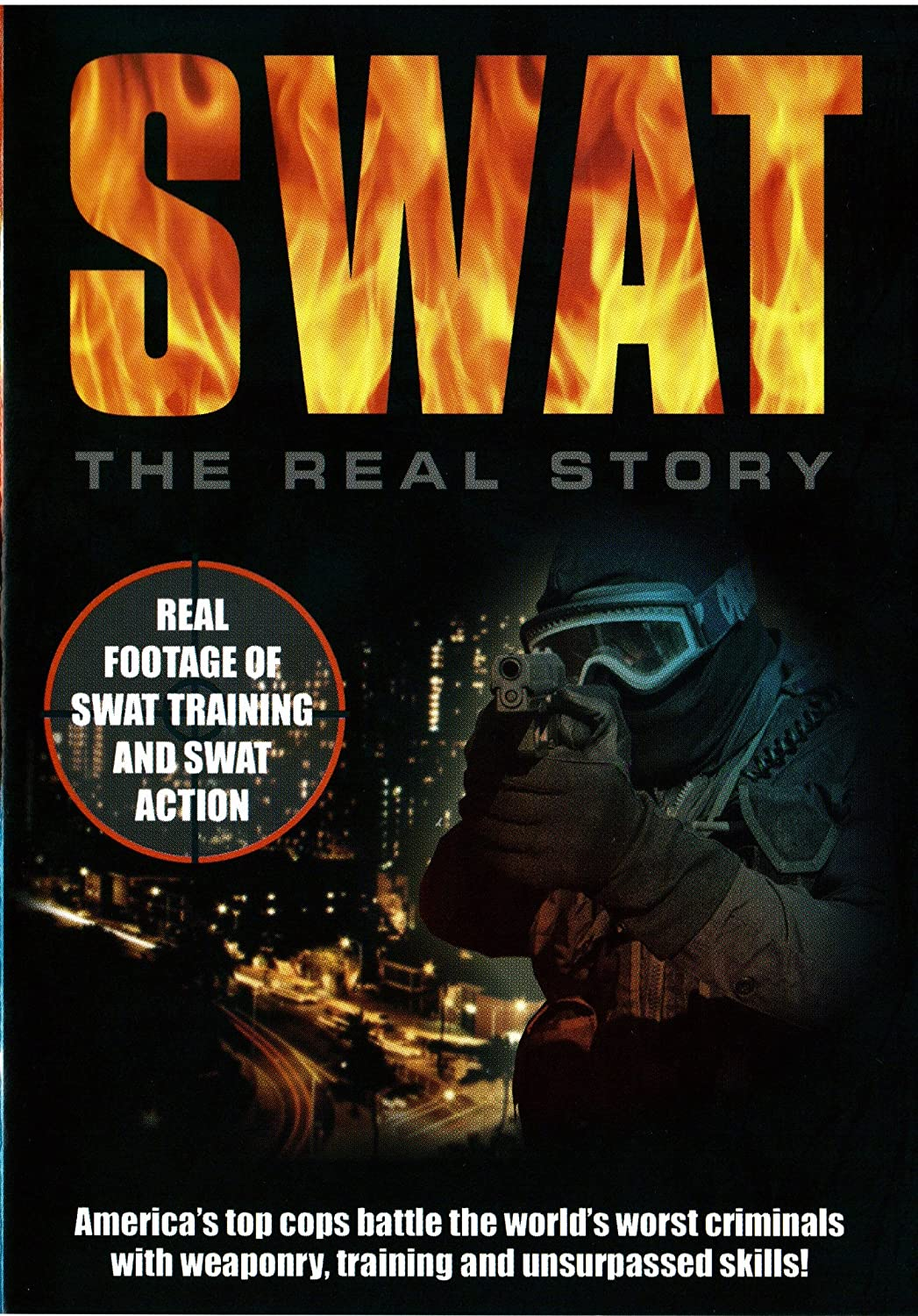 amazon com s w a t the real story actual police crystal