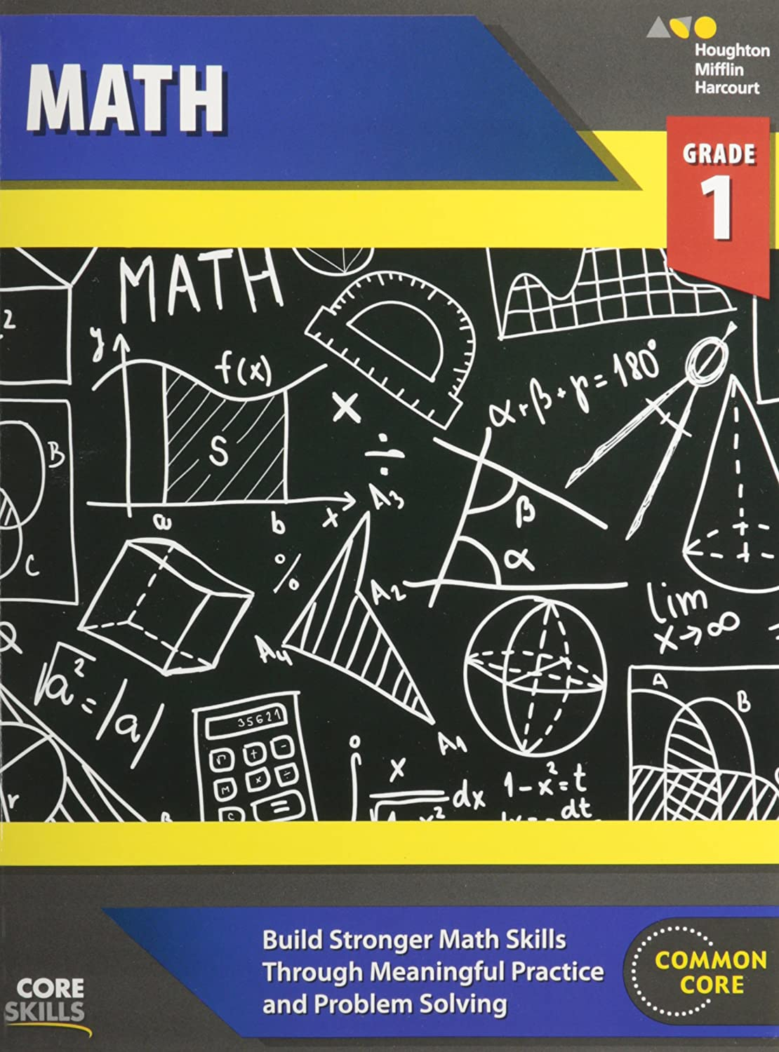 Steck-Vaughn Core Skills Mathematics: Workbook Grade 4: STECK-VAUGHN ...