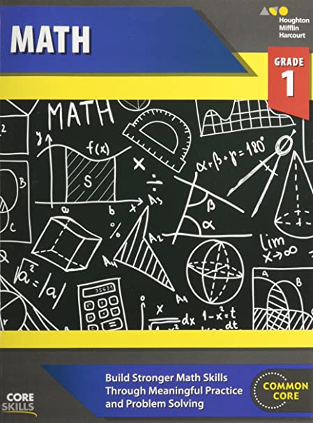 Steck-Vaughn Core Skills Mathematics: Workbook Grade 1