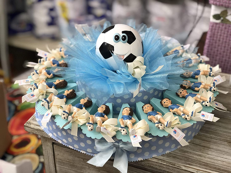 Casa Party by P.L.T. Srls - Tarta bombonera de fútbol con imanes ...