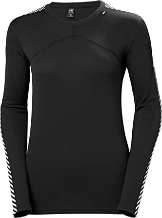 Helly Hansen W HH LIFA Crew - Performance Base Layer for Women, Lightweight Insulation and Comfort