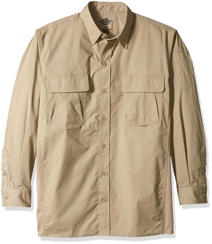 Dickies ll953メンズ通気リップストップタクティカルシャツ B00XRME3W4 XXX-Large/Tall|砂漠の砂 砂漠の砂 XXX-Large/Tall