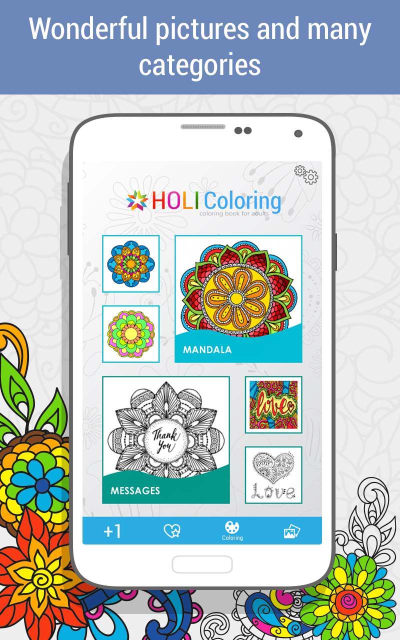 Zen coloring books for adults app - Watch Video