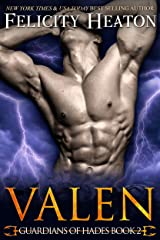 Valen (Guardians of Hades Romance Series Book 2) Kindle Edition