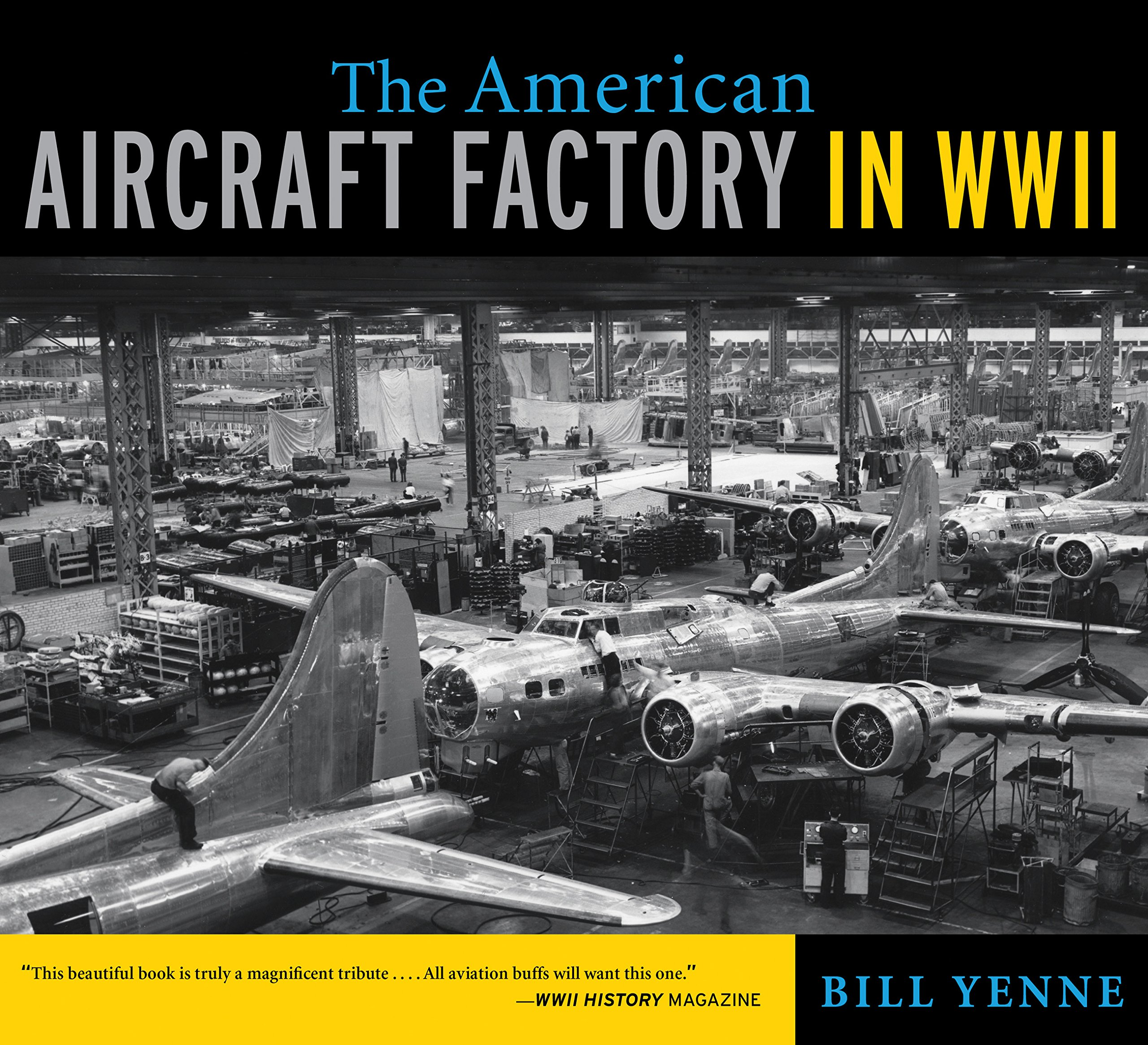 Factory aircraft systems and devices