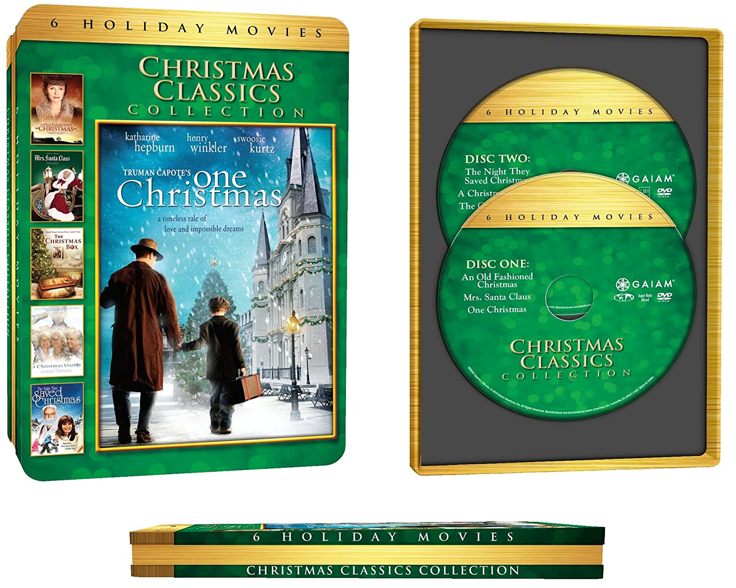 Amazon Christmas Clics Collection Pack An Old Fashioned