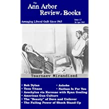 Ann Arbor Review of Books 1.7 (30 May 2013)