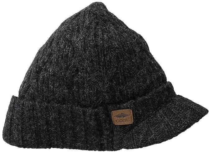 Coal Men s Yukon Brim Unisex Beanie 19f671d4077