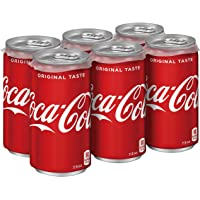 Coca-Cola 7.5 fluid Ounces, 6 Pack
