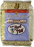 Bob's Red Mill Gluten Free Quick Cooking Oats, 32-Ounce Bag