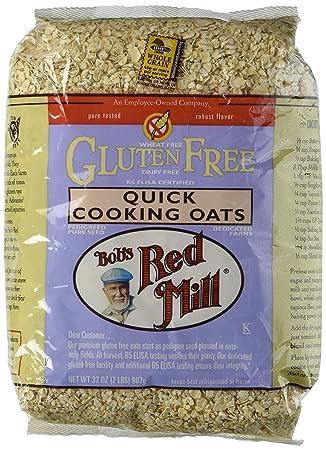 Amazon.com: Bobs Red Mill Avena de cocción rá ...