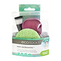 EcoTools Mini Mask Mates 4 Piece Kit For Easy Application of Face Mask of All Kinds...