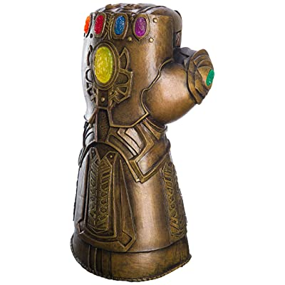 Rubie's Marvel: Avengers: Endgame Child's Infinity Gauntlet with Stones: Toys & Games