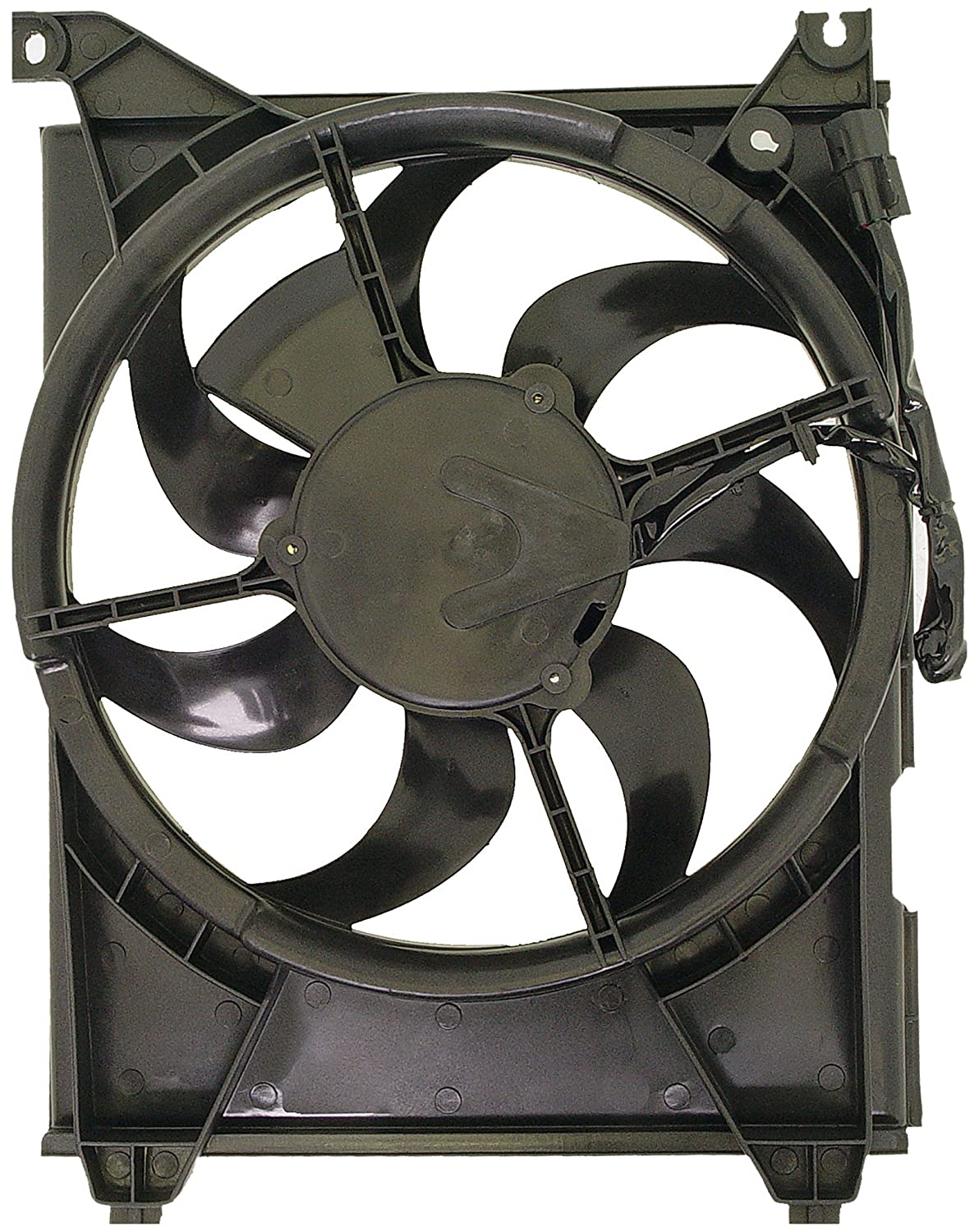 Dorman 620-717 Radiator Fan Assembly Dorman - OE Solutions
