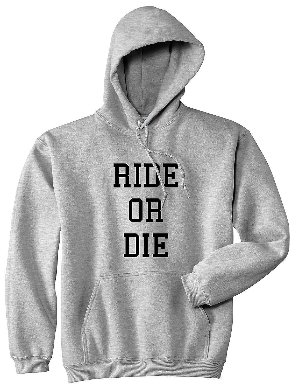 85%OFF Kings Of NY Ride Or Die New York Pullover Hoodie