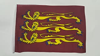 Mini Richard The Lionheart bandiera–(22,9x 15,2cm)