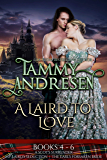 A Laird to Love Books 4-6: Scottish Historical Romance