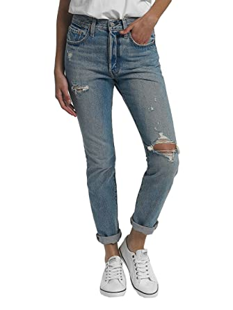 2a446095b1a3 Levis Pants – 501 Skinny Cant Touch This blue: Amazon.com.au: Fashion