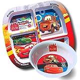 Disney Cars 3 Toddler Dinnerware Set