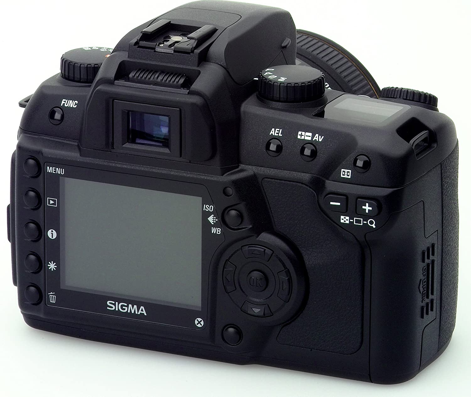 Amazon.com: Sigma SD14 14 MP cámara réflex digital (solo ...