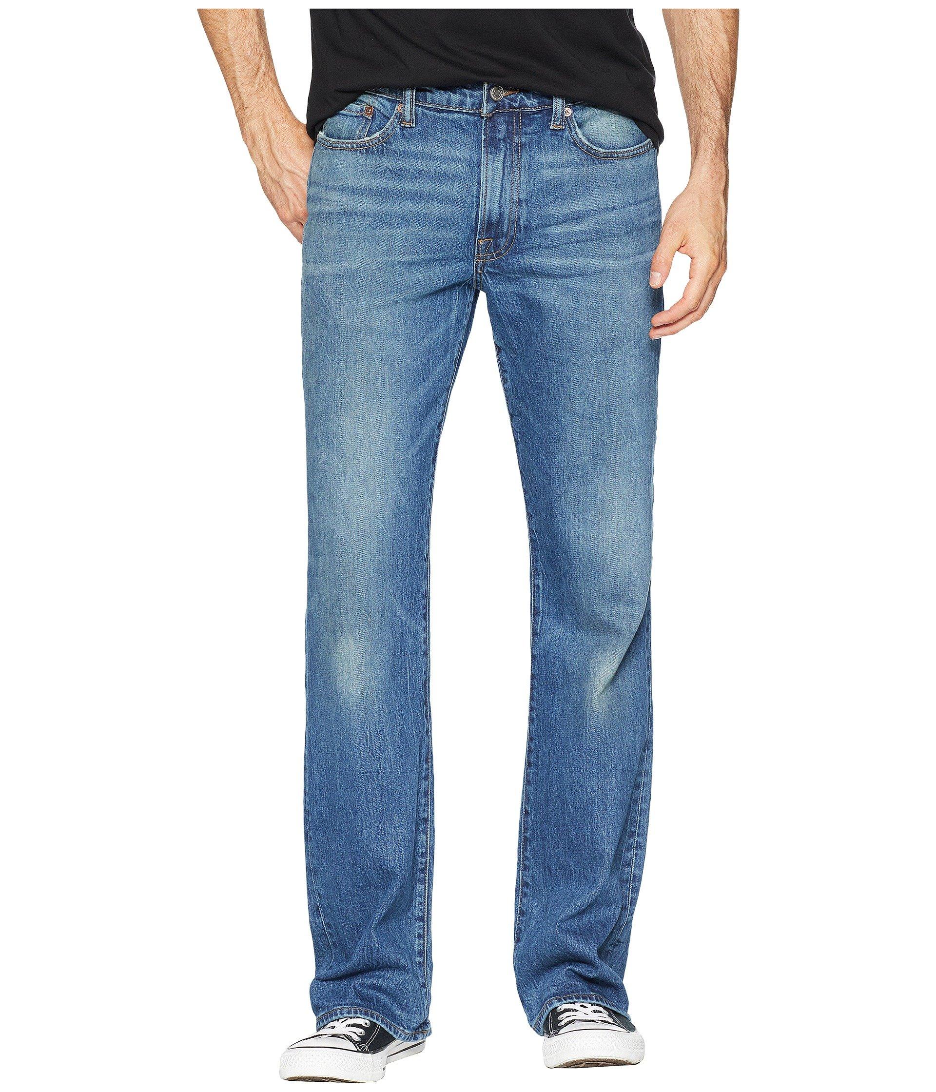 Lucky Brand Men's 367 Vintage Boot Jean, Kaufman, 33X34