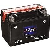 EverLast CTX9-BS 12V AGM Battery (Fresh Pack -5 15/16 L X 3 7/16 W X 4 3/16 H)