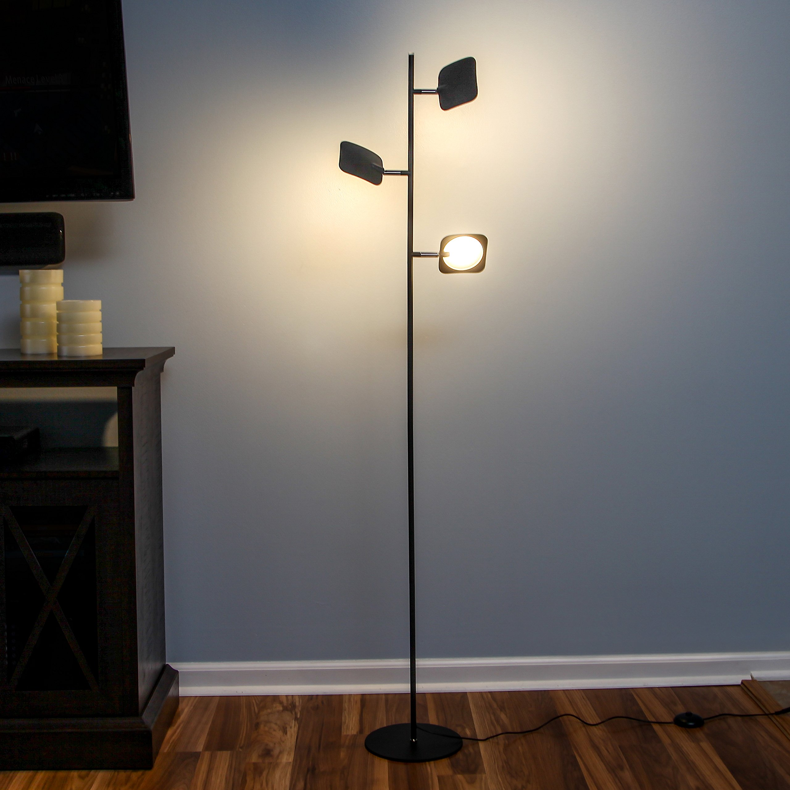 koncept image led floor lady lamp by