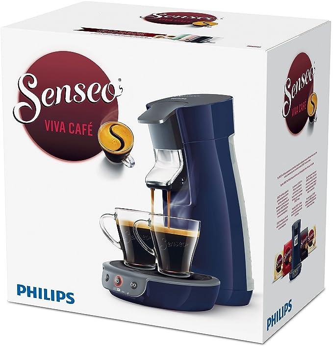 Senseo Viva Café HD6561/71 - Cafetera (Independiente, Máquina de ...