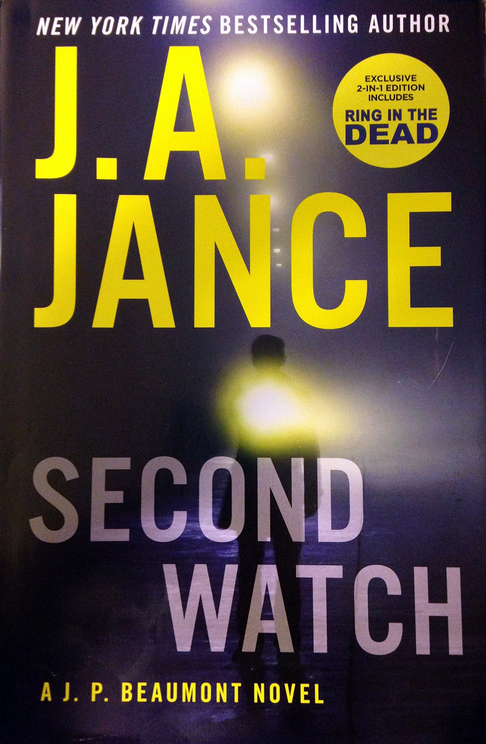 Second Watch & Ring In The Dead: J A Jance: 9781624908941: Amazon:  Books