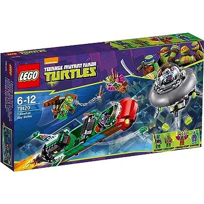 LEGO T-Rawket Sky Strike Ninja Turtles: Toys & Games