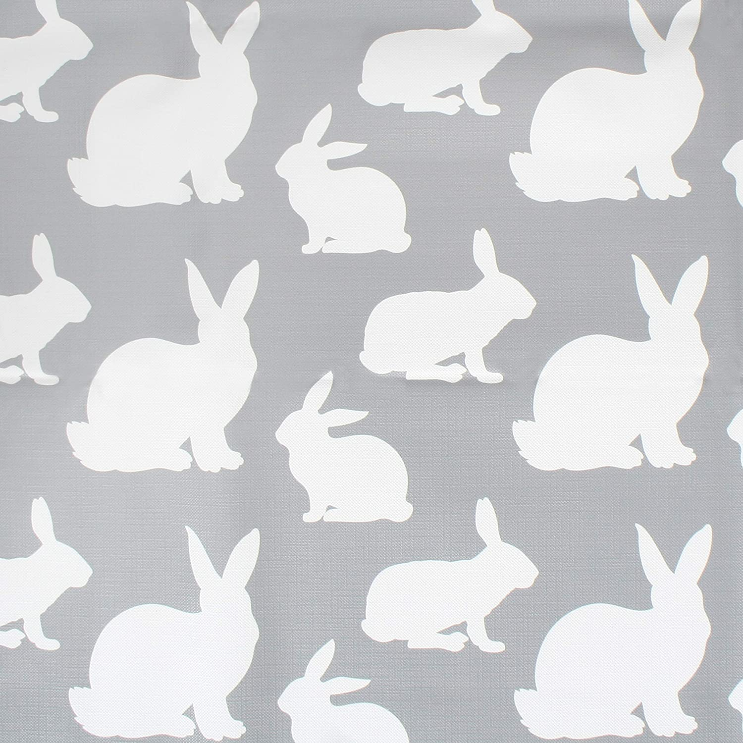 My Babiie Grey Rabbits Splash Mat 10 g