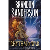 Rhythm of War: Book Four of The Stormlight Archive: 4