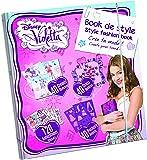 Violetta - Cvlt101 - Kit De Loisirs Créatifs - Book De Style