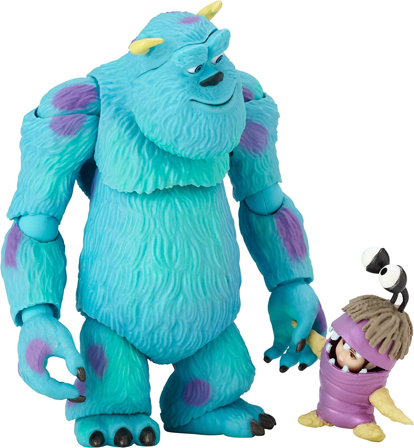 Amazon Com Revoltech Sully Boo Toys Games