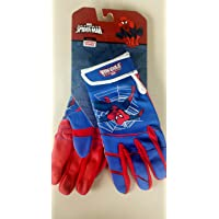 Easton Ultimate Spider-Man Youth Baseball Batting Gloves - size M/L