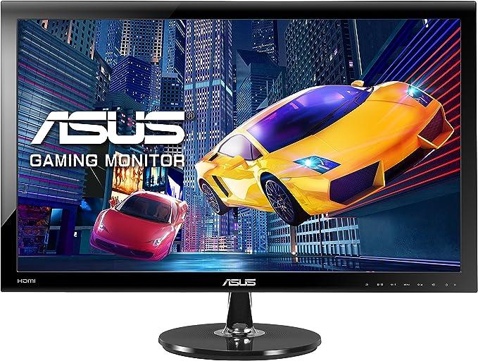 Asus Vs278h 68 6 Cm Monitor Schwarz Computer Zubehör