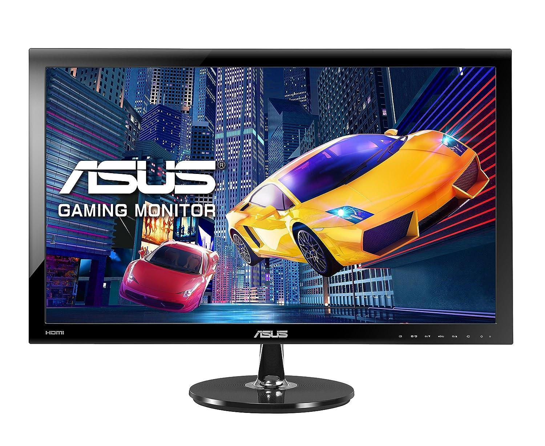 """Asus VS197DE - Monitor de 18.5"""" (1366 x 768, LED, 5 ms), color negro 90LMF1301T02201C-"""